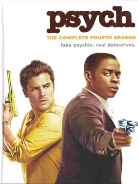 Psych - The Complete Season Four