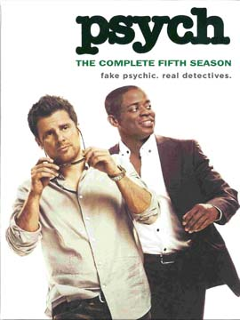 Psych - The Complete Season Five