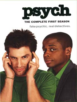Psych - The Complete Season One