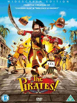The Pirates! Band of Misfits - مدبلج
