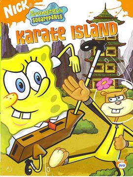SpongeBob SquarePants - Karate Island - مدبلج