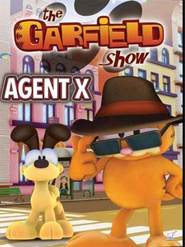 The Garfield Show Agent X