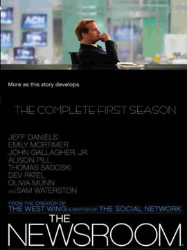 The Newsroom - The Complete Season One