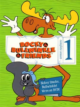 Rocky & Bullwinkle & Friends: The Complete Season One