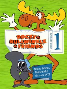 Rocky & Bullwinkle & Friends: The Complete Season One