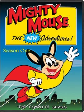 Mighty Mouse: The New Adventures - The Complete Season One