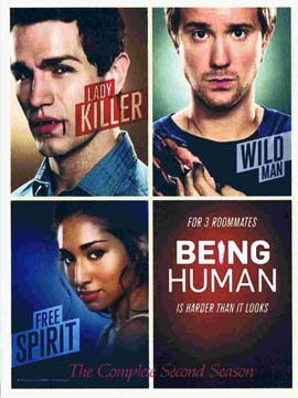 Being Human - The Complete Season Two