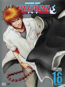 Bleach - The Complete Season Sixteen