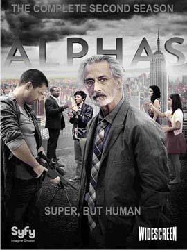 Alphas - The Complete Season Two