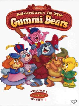 Adventures of the Gummi Bears - The Complete Season One - مدبلج