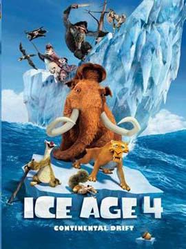 Ice Age 4: Continental Drift - مدبلج