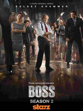 Boss - The Complete Season Two