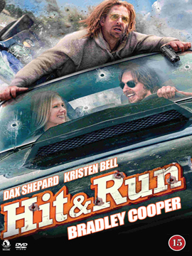 Hit and Run Bradley Cooper