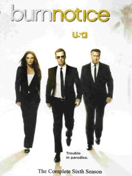 Burn Notice - The Complete Season Six