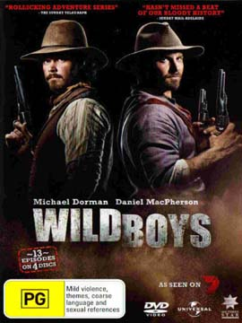 Wild Boys - The Complete Season One