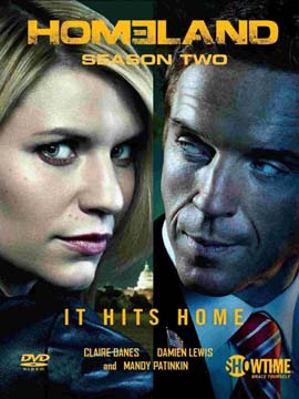 Homeland - The Complete Season Two