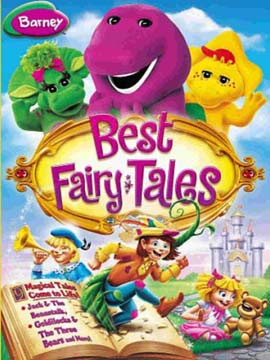 Barney Best Fairy Tales
