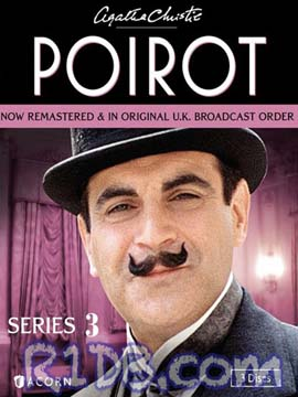 Agatha Christie's Poirot - The complete Season Three