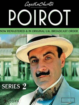 Agatha Christie's Poirot - The complete Season Two