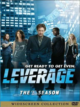 Leverage - The Complete Season Two