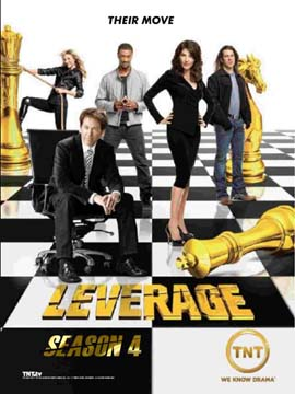 Leverage - The Complete Season Four