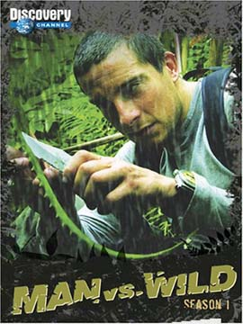 Man vs. Wild - The Complete Season One