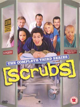 Scrubs - The Complete Season Three