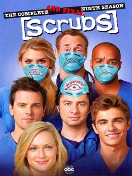 Scrubs - The Complete Season Nine