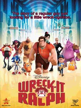 Wreck-It Ralph - مدبلج
