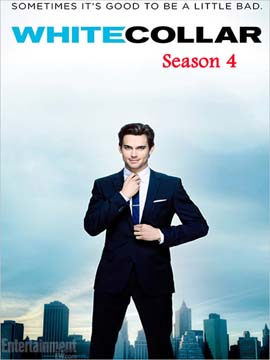White Collar - The Complete Season Four