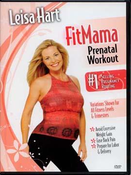 Leisa Hart: FitMama - Prenatal