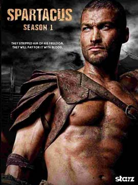 Spartacus: Blood and Sand - The Complete Season One