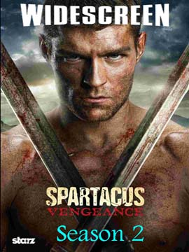 Spartacus: Vengeance - The Complete Season Two
