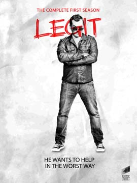 Legit - The Complete Season One