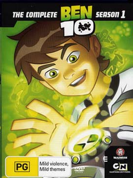 Ben 10 - The Complete Season One - مدبلج