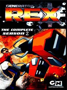 Generator Rex - The Complete Season Two - مدبلج