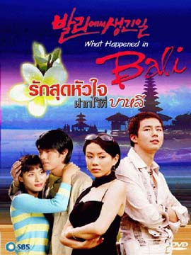 What Happened in Bali