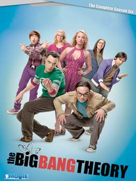The Big Bang Theory - The Complete Season six