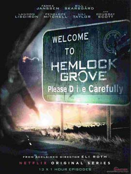 Hemlock Grove - The Complete Season One