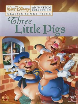 Three Little Pigs - مدبلج