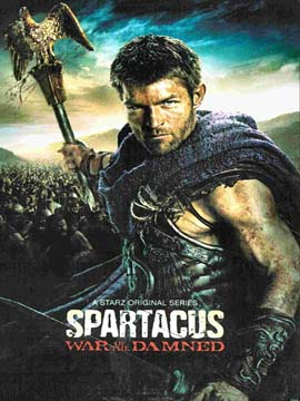 Spartacus: War of the Damned - The Complete Season Three