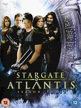 Stargate: Atlantis - The Complete Season Three