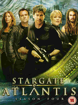 Stargate: Atlantis - The Complete Season Four