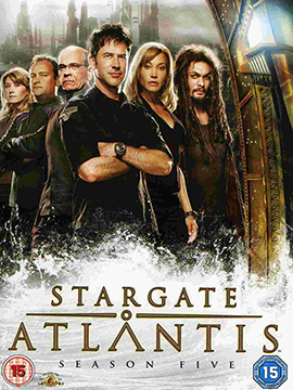 Stargate: Atlantis - The Complete Season Five