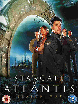 Stargate: Atlantis - The Complete Season One