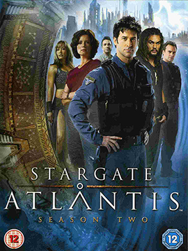 Stargate: Atlantis - The Complete Season Two