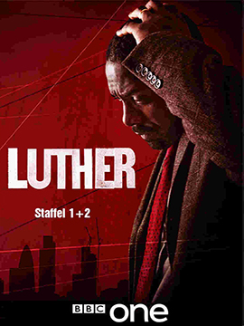 Luther - The Complete Season One