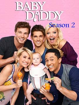 Baby Daddy - The Complete Season Two