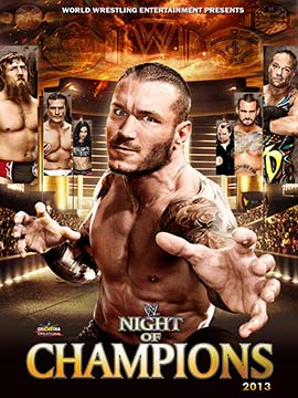 WWE Night of Champions 2013