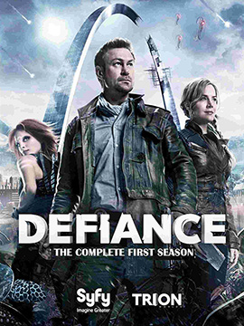 Defiance - The Complete Season One